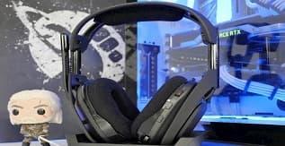 A Pair of Astro Gaming Headphones