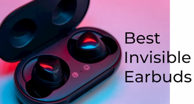5 Best Invisible Earbuds