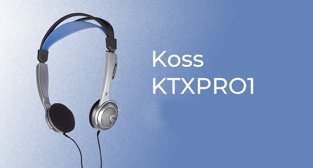 Koss KTXPRO1 Detailed Review