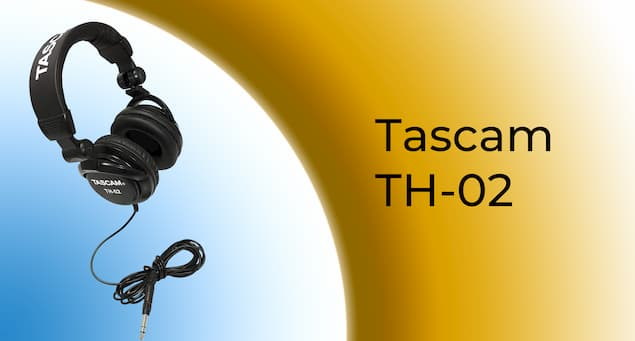 A Detailed Tascam TH02 Review