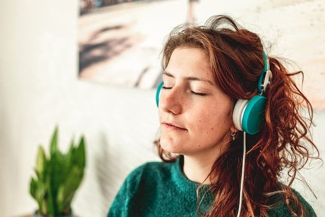 Listen to Music to Remove Work-Related Stress