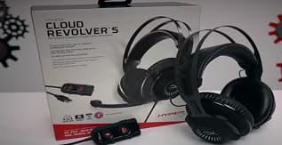 HyperX Clous Revolver S Gaming Headset