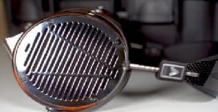 A Pair of Audeze LCD-4 Over-the-Ear Headphones