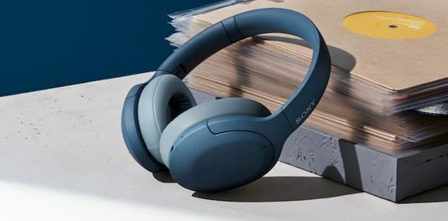 Buy new headphones
