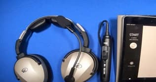 Zulu 3 Aviation Headset