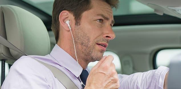 use single-sided headphones