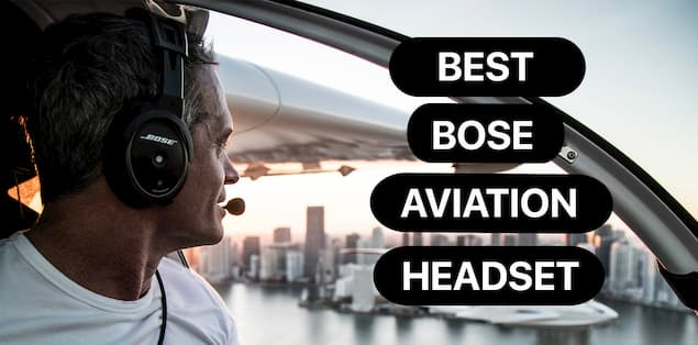 Top Two Bose Aviation Headsets
