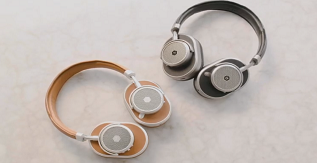 Two Pairs of Master & Dynamics MW65 Headphones