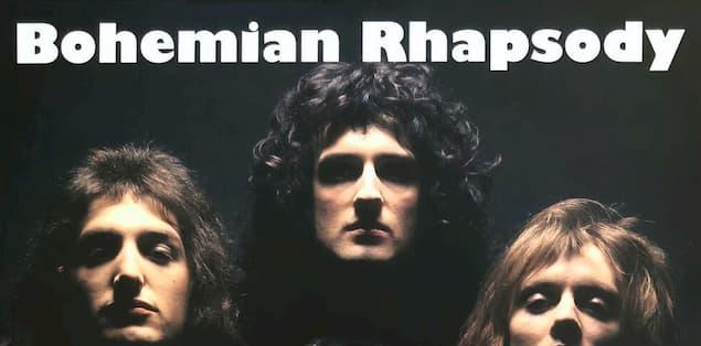 The Bohemian Rhapsody