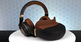 oyole Moon – 2D & 3D Immersive Cinematic Mobile Personal Theater Headset