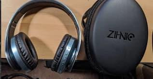 Zihnic Wireless Over-the-Ear Headphones