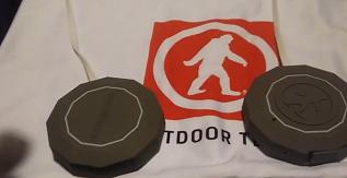 Outdoor Tech Chips 2.0 Bluetooth Helmet Speakers