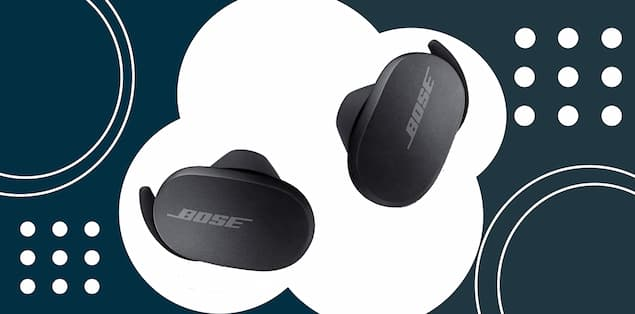Bose QuietComfort Noise-Canceling Earbuds