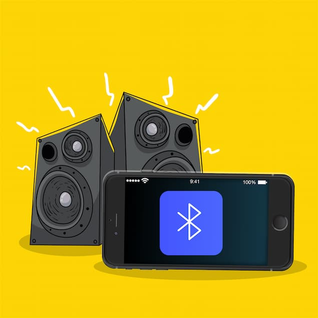 Connect Your iPhone to Bluetooth Speakers