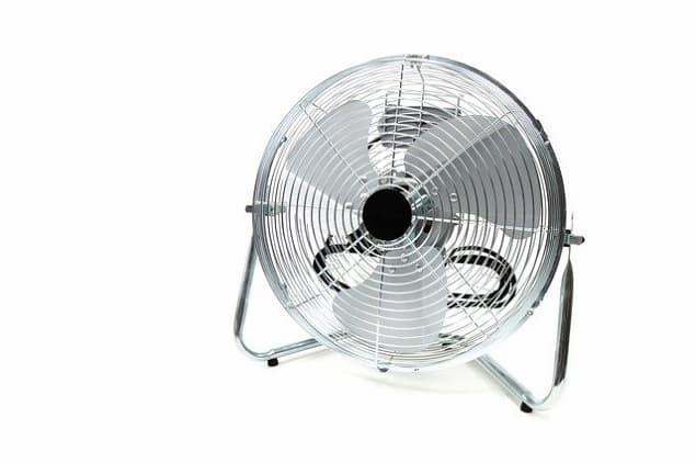 Consider Installing a Fan