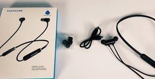 NANAMI Bluetooth 5.0 Wireless Earbuds