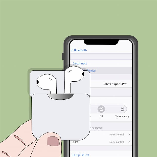 Reset Your Apple AirPods Pro