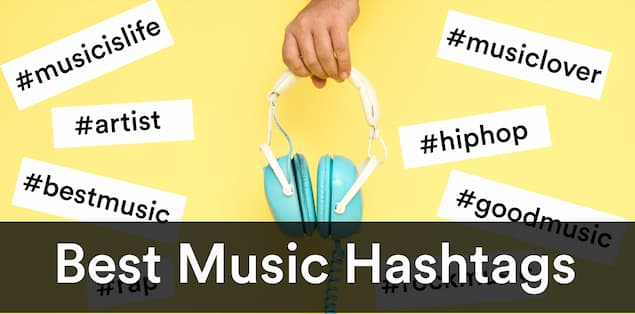 Best Music Hashtags on Instagram