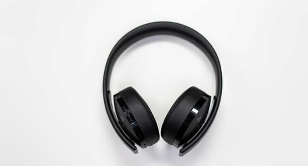 A Pair of Headphones
