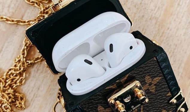 Louis Vuitton AirPods Case