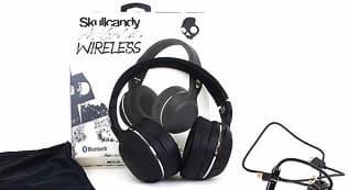 A pair of Skullcandy Hesh 2 Wireless Over-Ear Headphones