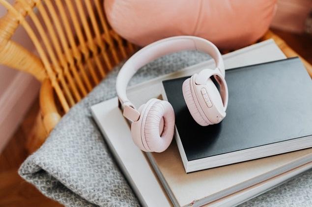 A Pair of Wireless Headphones