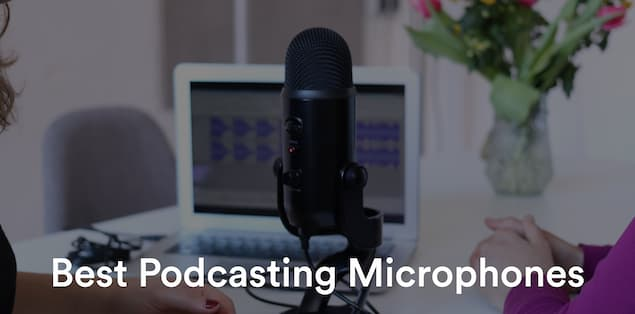 10 Best Podcasting Mics on the Market