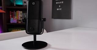 Elgato Wave: 3 – USB Condenser Microphone and Digital Mixer