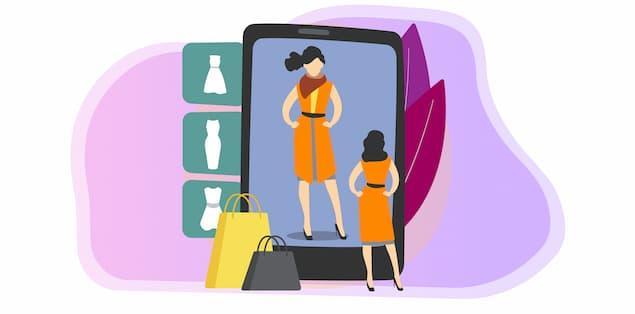 Go on a Virtual Shopping Spree When Bored