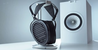 HIFIMAN Arya Full-Size Over-the-Ear Planar Magnetic Audiophile Adjustable Headphones
