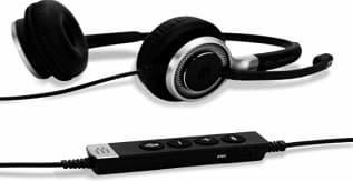 Sennheiser SC 665 USB (507257)- Double-Sided Business Headset