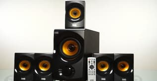 Acoustic Audio by Goldwood Bluetooth 5.1 Surround Sound System