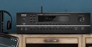 Pyle 7.1-Channel Hi-Fi Bluetooth Stereo Amplifier