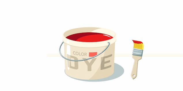 Select the right paint