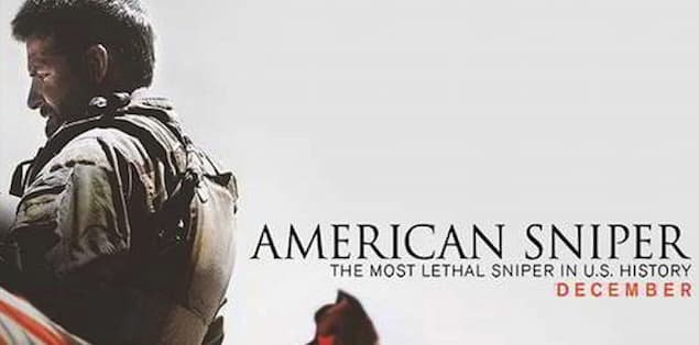 American Sniper (Year of Premier: 2014)