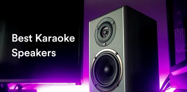 11 Best Karaoke Speakers in 2021
