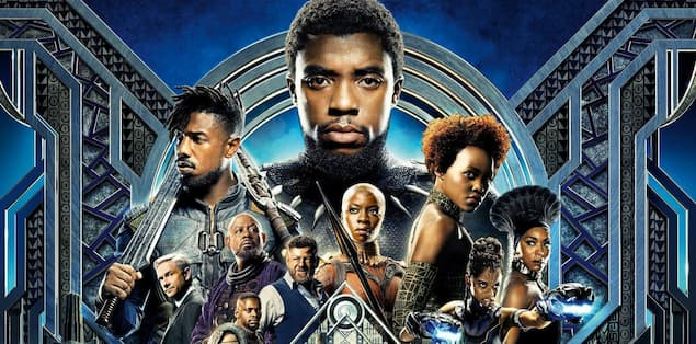 Black Panther (Year of Premier: 2018)