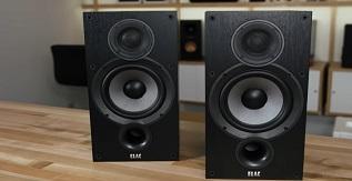 ELAC Debut 2.0 B6.2 Bookshelf Speakers