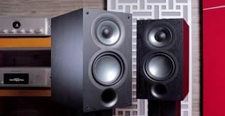 ELAC Uni-Fi 2.0 UB52 Bookshelf Speakers