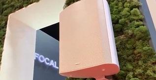 Focal 100 OD8 Outdoor Loudspeaker-White