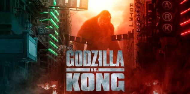 Godzilla vs Kong (Year of Premier: 2021)