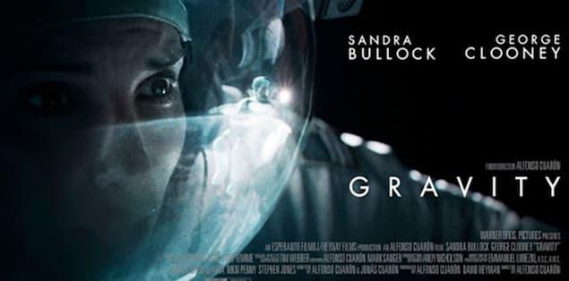 Gravity (Year of Premier: 2013)