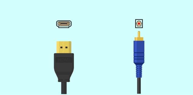 HDMI vs Optical
