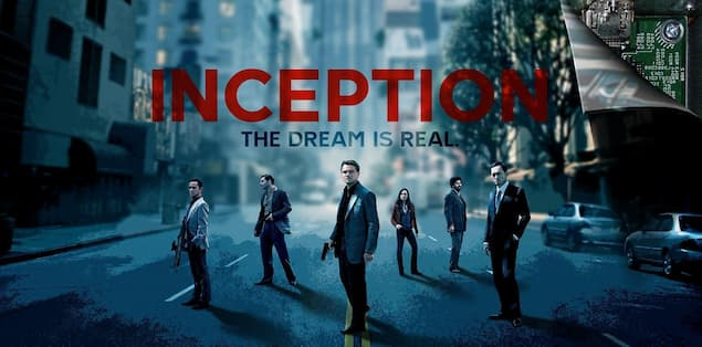 Inception (Year of Premier: 2010)