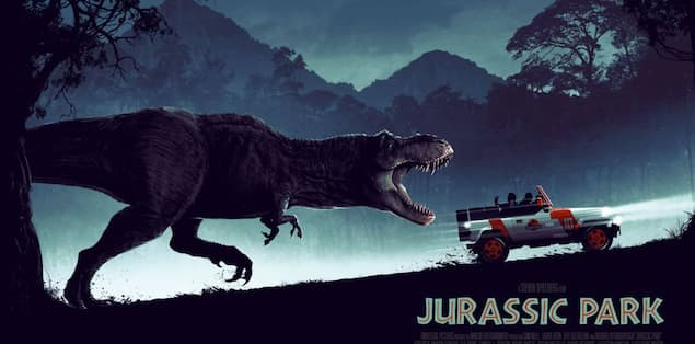 Jurassic Park (Year of Premier: 1993)