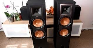 Klipsch R-28PF Surround Powerful Floor Standing Speaker