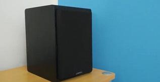LONPOO Passive Bookshelf Speakers
