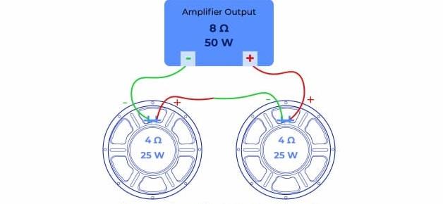 Multiple Speakers in Series Wiring