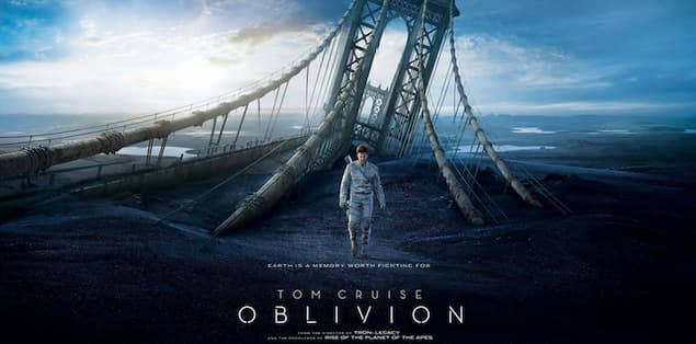 Oblivion (Year of Premier: 2013)
