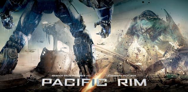 Pacific Rim (Year of Premier: 2013)
